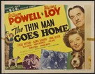 The Thin Man Goes Home - Movie Poster (xs thumbnail)