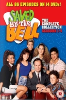 """Saved by the Bell"" - British DVD movie cover (xs thumbnail)"