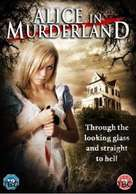 Alice in Murderland - British DVD cover (xs thumbnail)