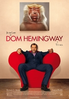 Dom Hemingway - Spanish Movie Poster (xs thumbnail)