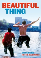 Beautiful Thing - German Movie Poster (xs thumbnail)