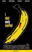I Shot Andy Warhol - German poster (xs thumbnail)