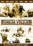 The Hurt Locker - Hungarian Movie Cover (xs thumbnail)