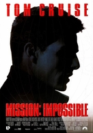 Mission: Impossible - German Movie Poster (xs thumbnail)