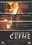 American Crime - Finnish poster (xs thumbnail)