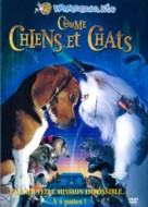 Cats & Dogs - French DVD movie cover (xs thumbnail)