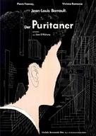 Le puritain - German Movie Poster (xs thumbnail)