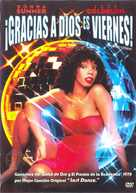 Thank God It's Friday - Argentinian DVD movie cover (xs thumbnail)