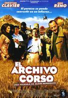 L'enquête corse - Spanish Movie Poster (xs thumbnail)