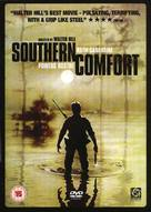 Southern Comfort - British DVD movie cover (xs thumbnail)