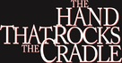 The Hand That Rocks The Cradle - Logo (xs thumbnail)