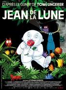 Der Mondmann - French Movie Poster (xs thumbnail)