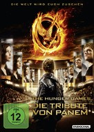 The Hunger Games - German DVD cover (xs thumbnail)