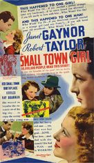 Small Town Girl - poster (xs thumbnail)