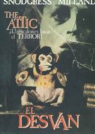 The Attic - Spanish Movie Poster (xs thumbnail)