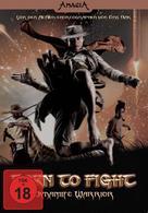 Khon fai bin - German DVD cover (xs thumbnail)