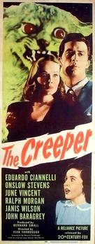 The Creeper - Movie Poster (xs thumbnail)