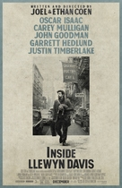 Inside Llewyn Davis - Movie Poster (xs thumbnail)