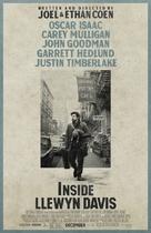 Inside Llewyn Davis - Movie Poster (xs thumbnail)