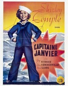 Captain January - Belgian Movie Poster (xs thumbnail)