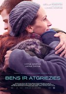 Ben Is Back - Latvian Movie Poster (xs thumbnail)