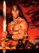 Conan The Destroyer - Key art (xs thumbnail)