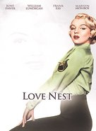 Love Nest - DVD cover (xs thumbnail)