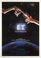 E.T.: The Extra-Terrestrial - Italian Movie Poster (xs thumbnail)
