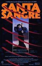 Santa sangre - Movie Poster (xs thumbnail)