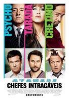 Horrible Bosses - Portuguese Movie Poster (xs thumbnail)