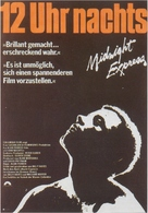 Midnight Express - German Movie Poster (xs thumbnail)