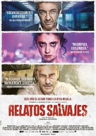 Relatos salvajes - Spanish Movie Poster (xs thumbnail)
