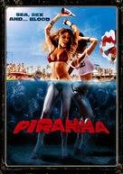 Piranha - DVD cover (xs thumbnail)