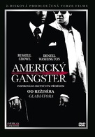 American Gangster - Czech Movie Cover (xs thumbnail)