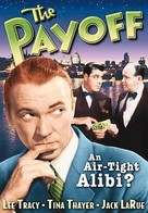 The Payoff - DVD cover (xs thumbnail)