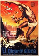 The Amazing Colossal Man - Spanish Movie Poster (xs thumbnail)