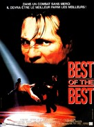 Best of the Best - French Movie Poster (xs thumbnail)