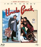Uncle Buck - Blu-Ray movie cover (xs thumbnail)