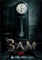 3 A.M. 3D - Movie Poster (xs thumbnail)