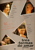 Threesome - Spanish DVD cover (xs thumbnail)