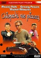 Chlopaki nie placza - Polish DVD cover (xs thumbnail)