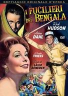 Bengal Brigade - Italian DVD movie cover (xs thumbnail)