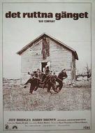 Bad Company - Swedish Movie Poster (xs thumbnail)