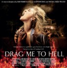 Drag Me to Hell - Danish Movie Poster (xs thumbnail)