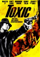 Toxic - DVD cover (xs thumbnail)