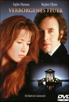 Firelight - German DVD cover (xs thumbnail)