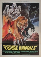 Day of the Animals - Italian Movie Poster (xs thumbnail)