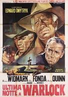Warlock - Italian Movie Poster (xs thumbnail)