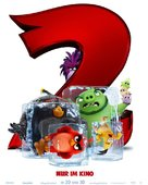 The Angry Birds Movie 2 - German Movie Poster (xs thumbnail)