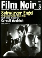 Black Angel - German DVD movie cover (xs thumbnail)